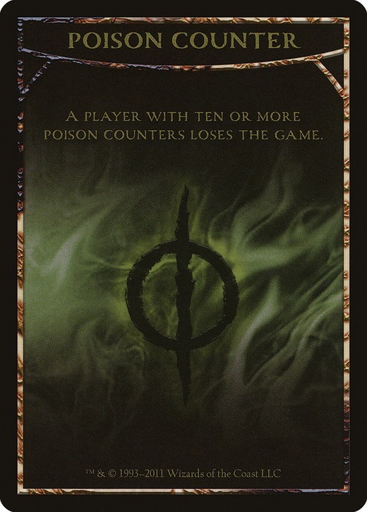 Poison Counter Card image