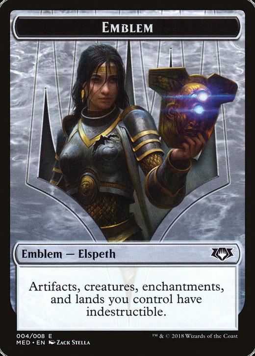 Elspeth, Knight-Errant Emblem image