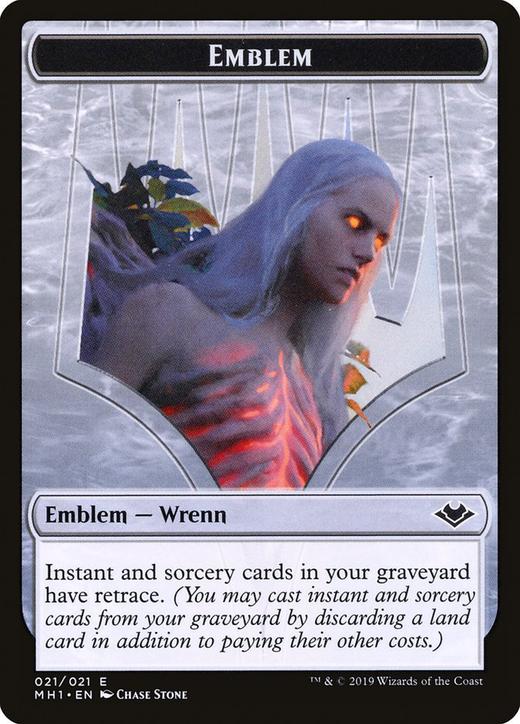 Wrenn and Six Emblem image