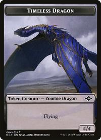 Timeless Dragon Token image