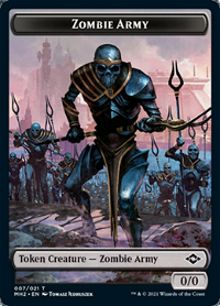 Zombie Army Token image