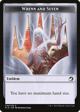 Wrenn and Seven Emblem image
