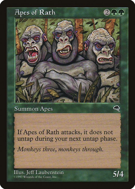Apes of Rath image