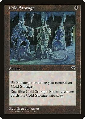 Cold Storage image