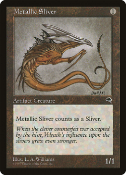 Metallic Sliver image