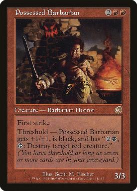 Possessed Barbarian image