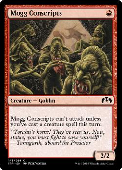 Mogg Conscripts image