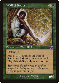 Wall of Roots image