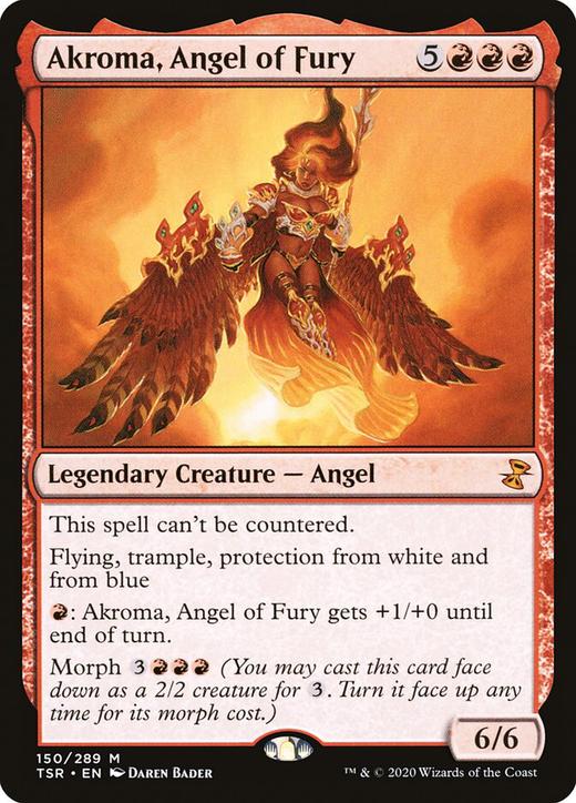 Akroma, Angel of Fury image