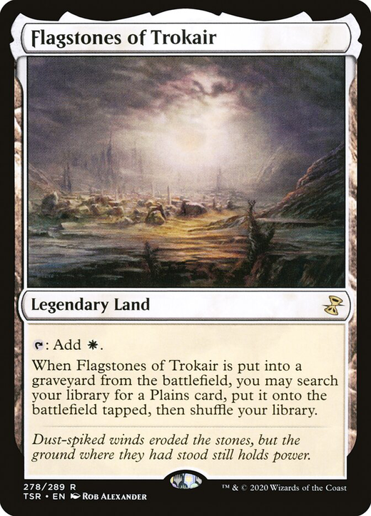 Flagstones of Trokair image