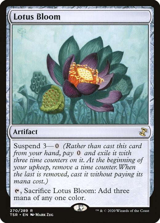 Lotus Bloom image