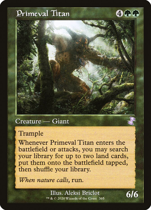 Primeval Titan image