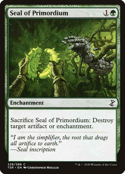 Seal of Primordium
