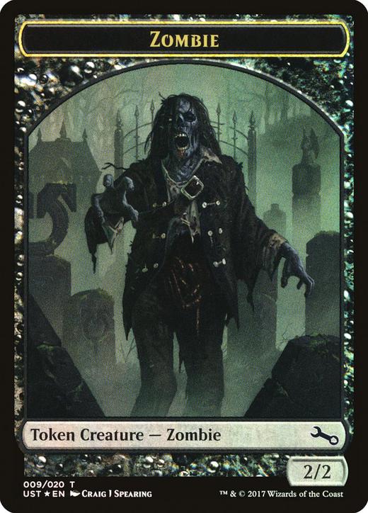 Zombie Token // Zombie Token image
