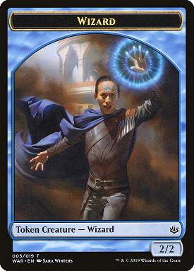 Wizard Token image