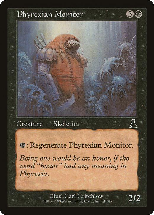 Phyrexian Monitor image