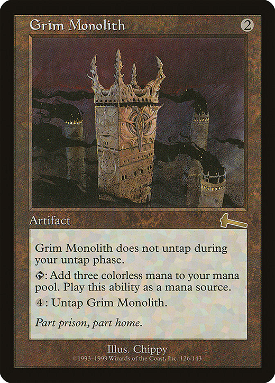 Grim Monolith image