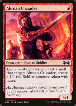 Akroan Crusader image