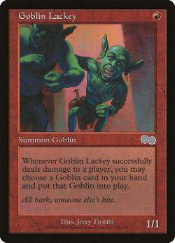 Goblin Lackey image
