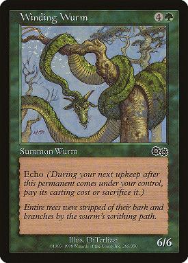 Winding Wurm image