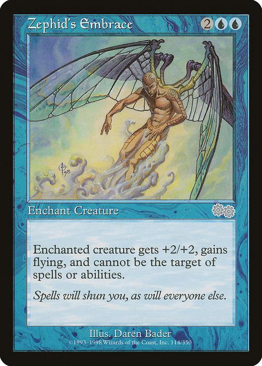 Zephid's Embrace image