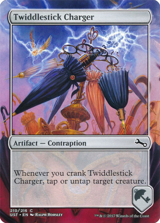 Twiddlestick Charger image