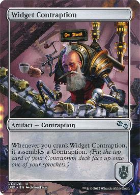 Widget Contraption image