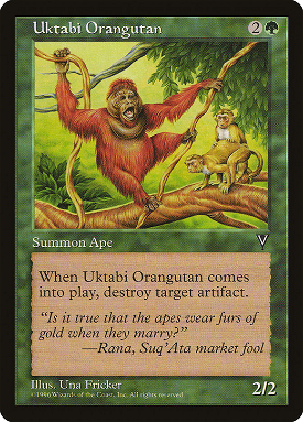 Uktabi Orangutan image