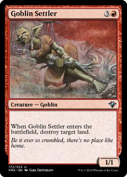 Goblin Settler image
