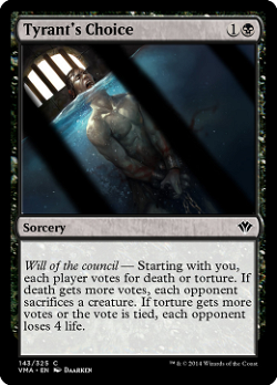 Tyrant's Choice image
