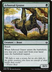 Arboreal Grazer image