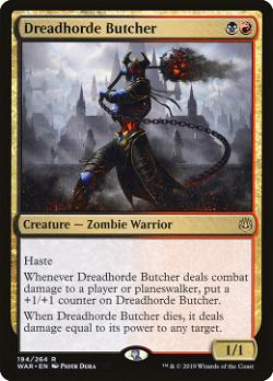 Dreadhorde Butcher image