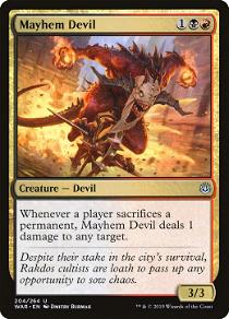 Mayhem Devil image