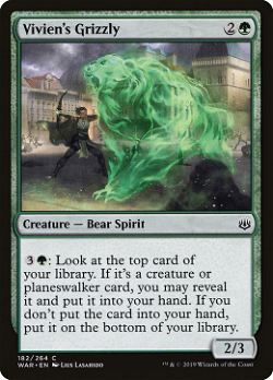 Vivien's Grizzly image
