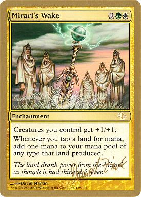 Mirari's Wake image
