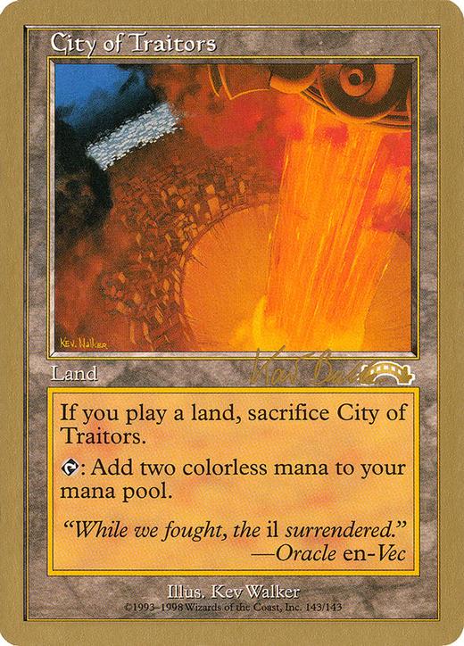 City of Traitors image
