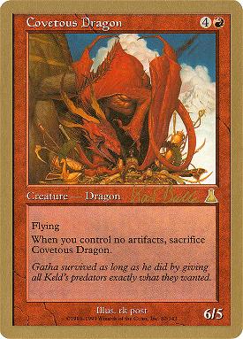 Covetous Dragon image