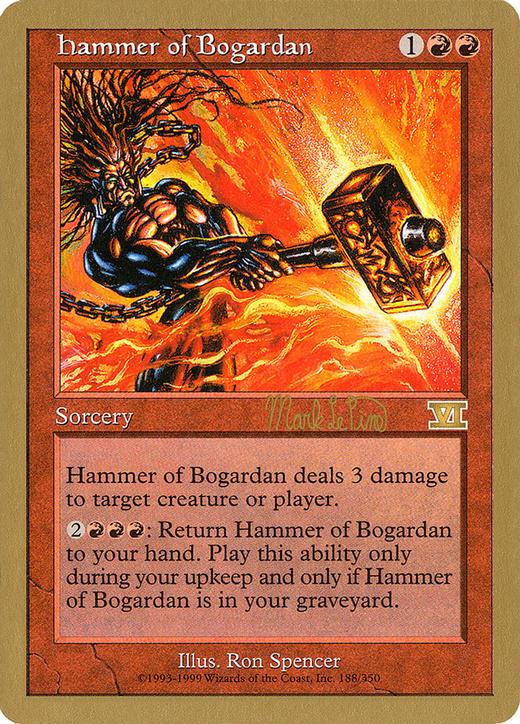 Hammer of Bogardan image