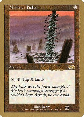 Mishra's Helix image