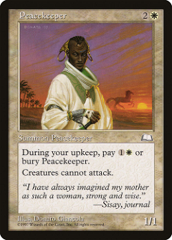 Peacekeeper image