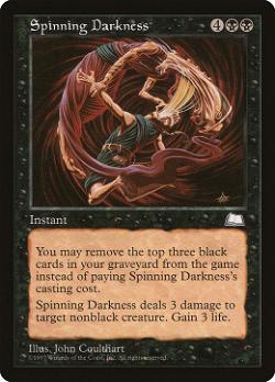 Spinning Darkness image