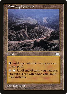 Winding Canyons image