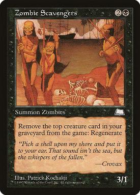 Zombie Scavengers image