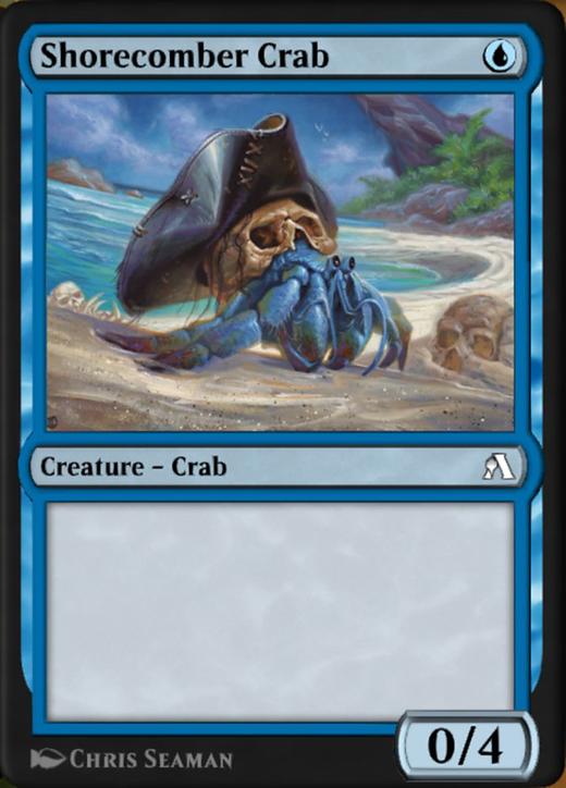 Shorecomber Crab image