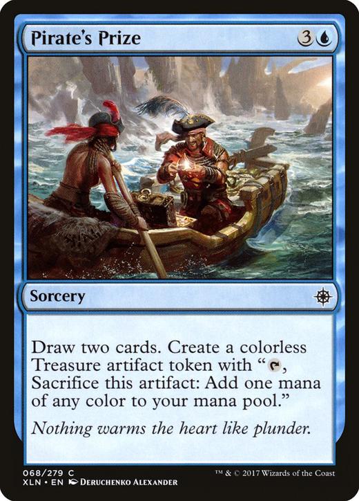 Pirate's Prize image