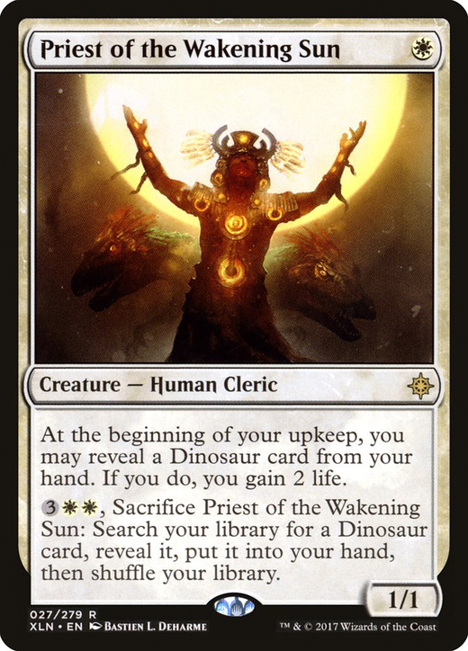 Priest of the Wakening Sun image