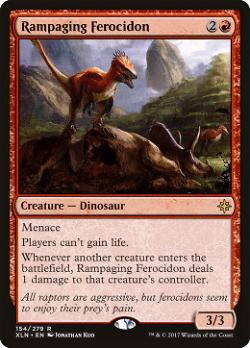 Rampaging Ferocidon image