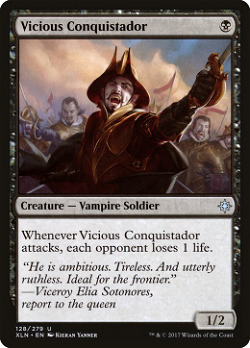 Vicious Conquistador image