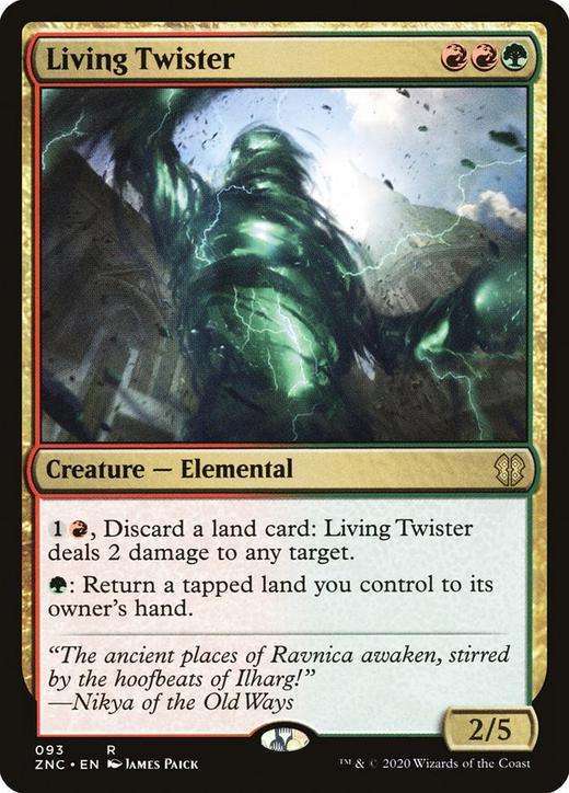 Living Twister image
