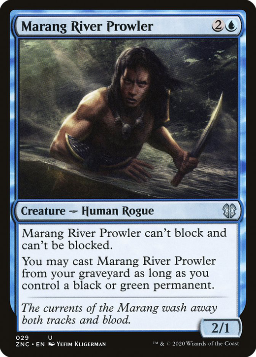 Marang River Prowler image